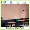 Cheap price washable low VOC anti alga house spray waterproof interior wall emulsion paint