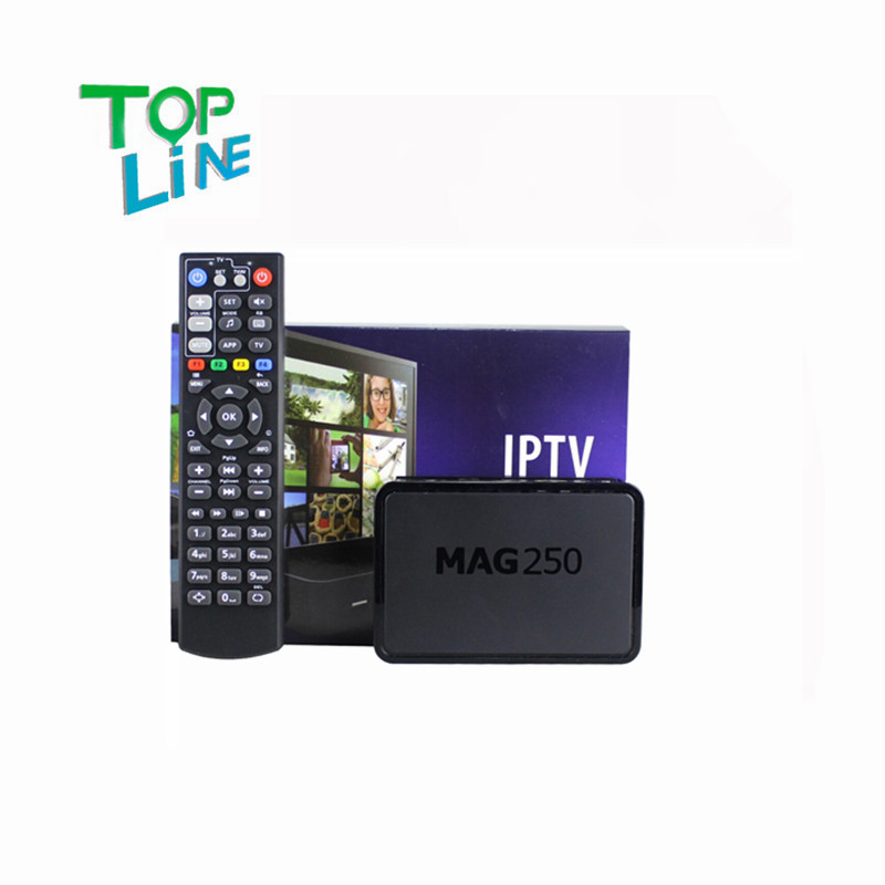 European Hot Sale Mag250 Linux System Iptv Set Top Box Without Including Iptv