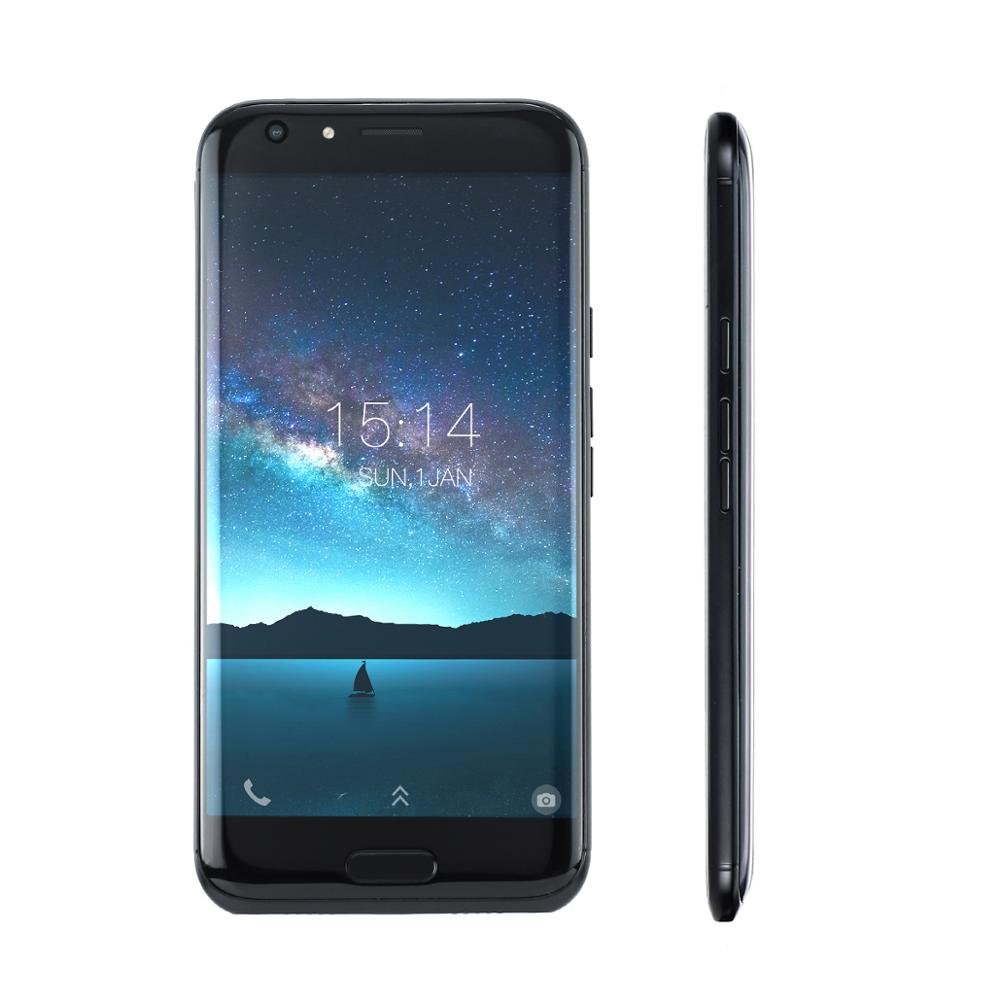Original DOOGEE BL5000 Two Back Camera Smartphone 5050mAh 5.5'' FHD MTK6750T Octa Core Android 7.0 4GB RAM 64GB ROM