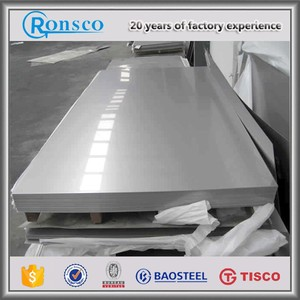 inco nickel X ss plate for power energy