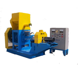 Small Agricultural Machinery/Grain and Beans Feed Extruder/Livestock and Fish Feed Machine