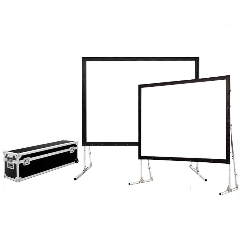 2017 200 inches fast fold projector screen