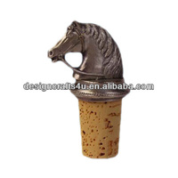 Polyresin Horse for Crafts Bottle Caps