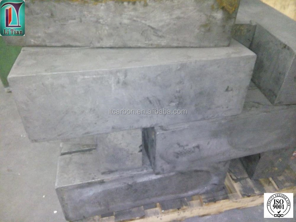 china supplier high pure low price of graphite block