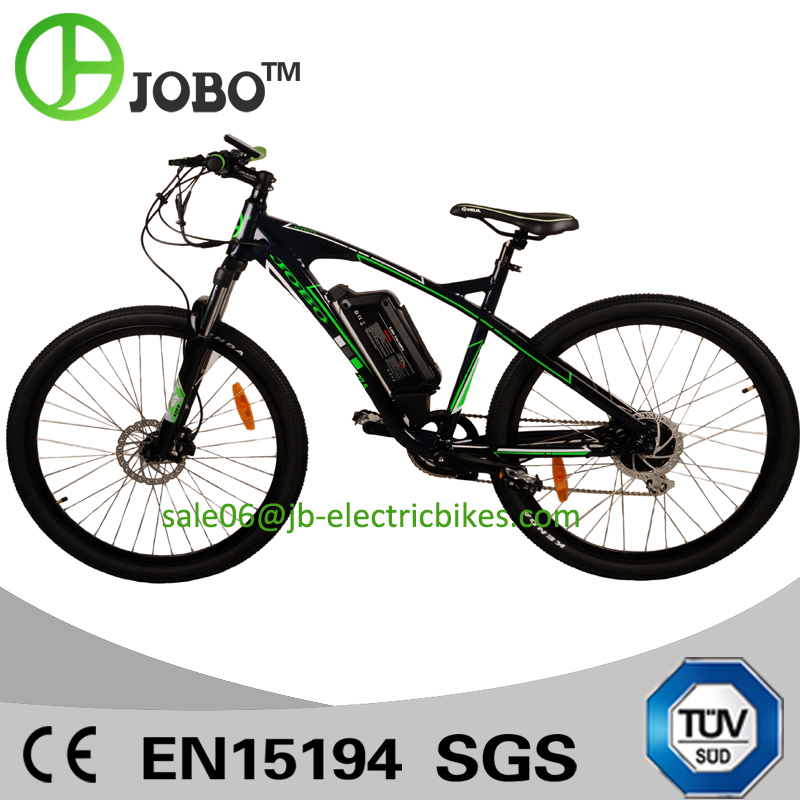 TUV CE EN15194 Approved High Torque Speed 250W Built-in Motor Electric Mountain Bike / Bike Eletrica Mountain 8 Speed Gear