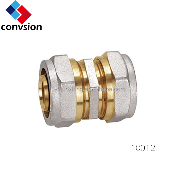 Junxiang brass compression 14mm brass <strong>fittings</strong>