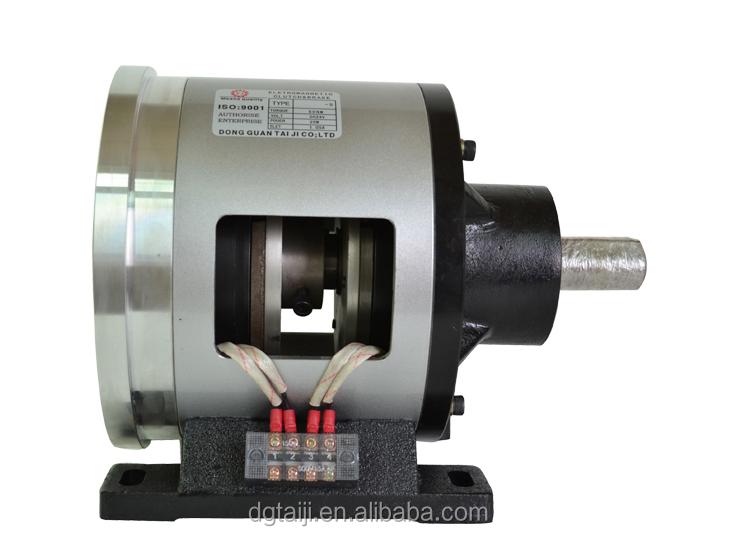 Venda quente único flange combinação solenóide do freio e embreagens