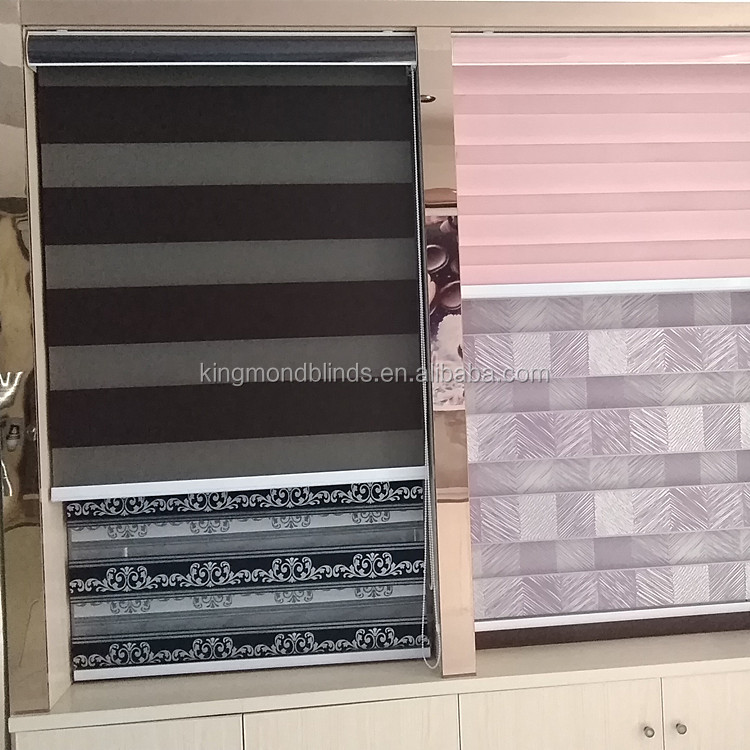 New Design Window BLinds Best Quality Wholesale Zebra Fabric For Roller Blind