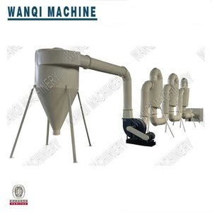 Hot selling airstream drying machine/airflow sawdust dryer/wood Sawdust Airflow Dryer