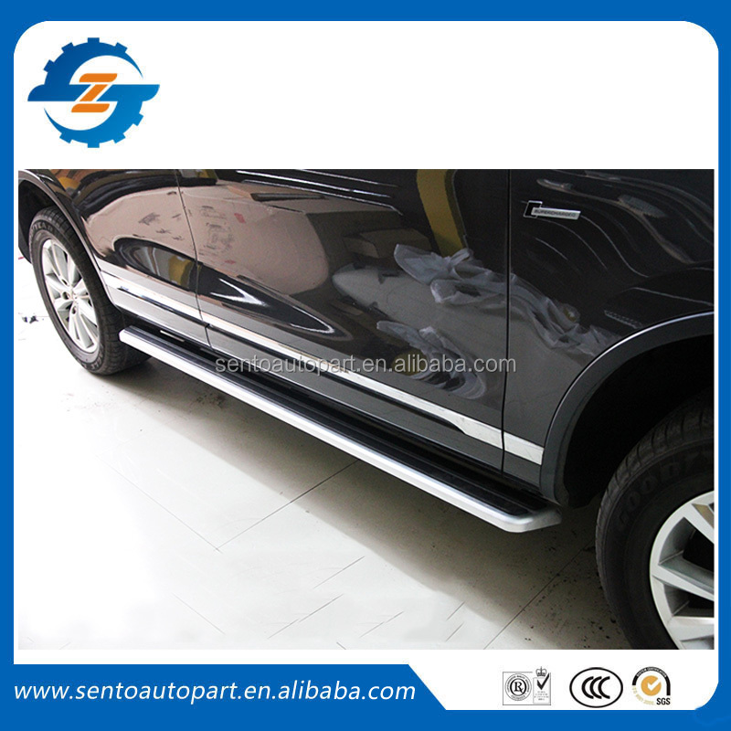 Hot Sale !!! Car accessories running board side step bars for VW TOUAREG