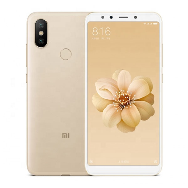 4GB+64GB Xiaomi Mi A2 Lite Global Official Version Android One 4G Network Smartphone Mobile Cell Phone фото