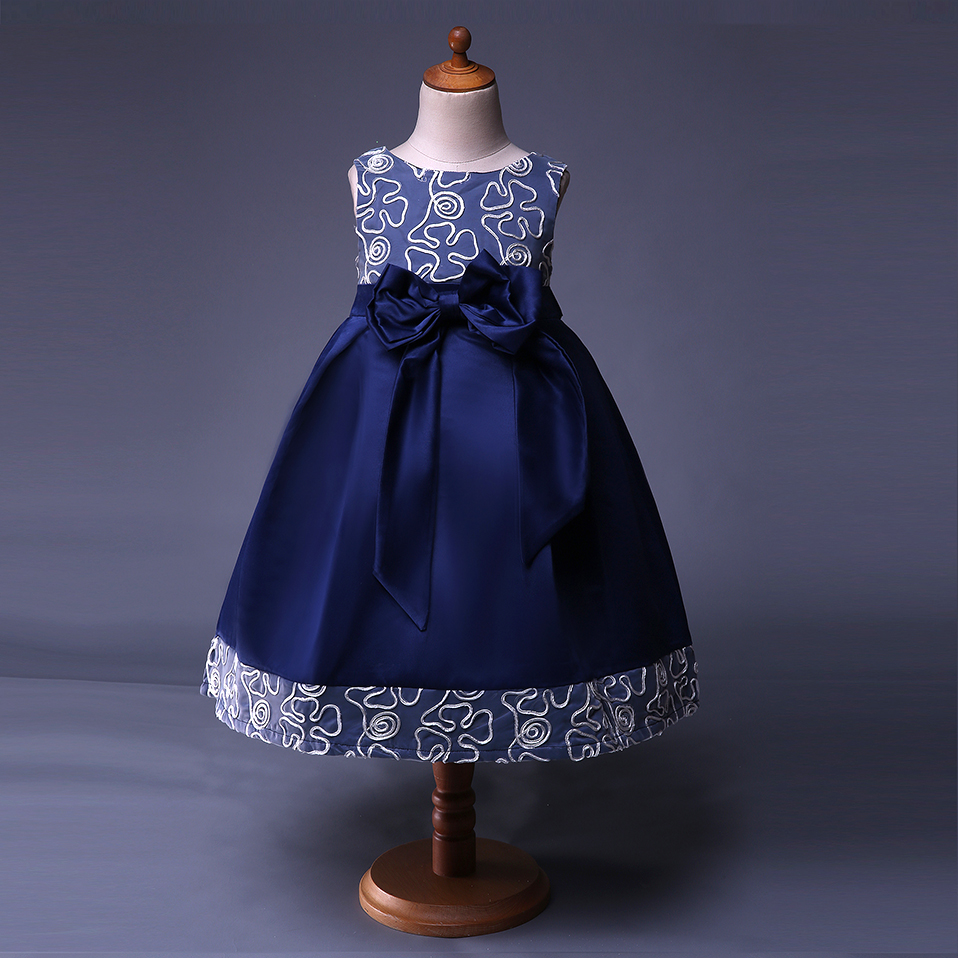 china suppliers girl party wear western dress