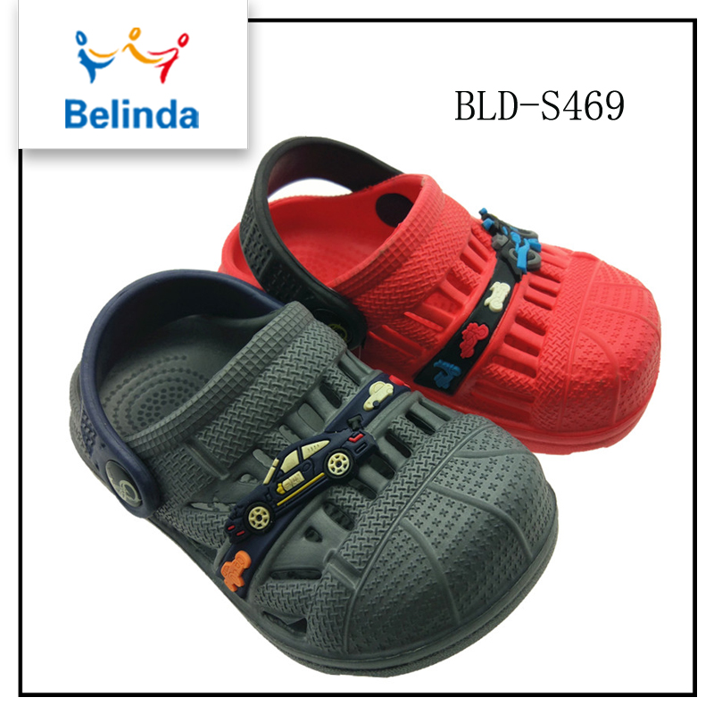 best selling casual cheap eva holeys clogs sandals for boys