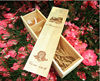 Luxury Wooden Wine Bottle Box with Drawstring