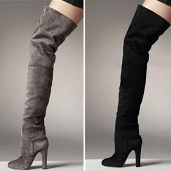Thigh High Cowboy Boots Bsrjc Boots
