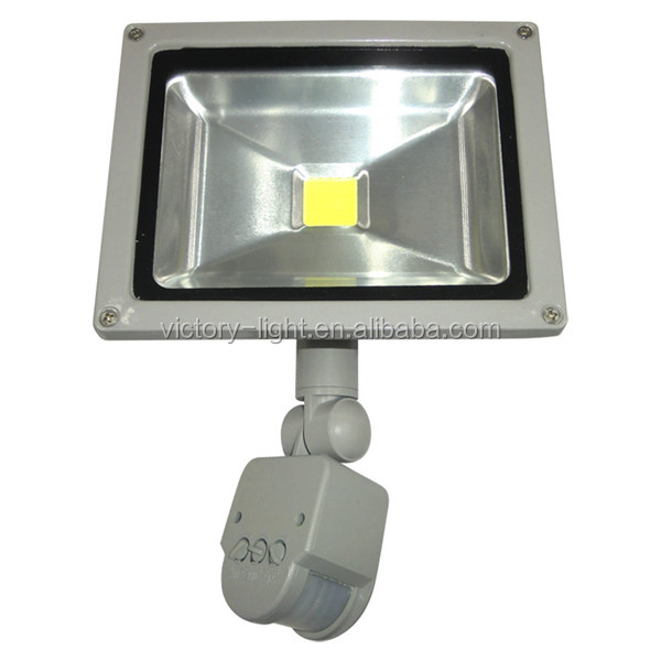 Chinese supplier Supermarket Lighting COB Lighting <strong>Flood</strong> 30w LED Floodlight Housing