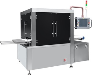 Automatic Inspection Machine for Ampoules and Vials