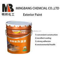 waterproof oil base exterior wall paint colours