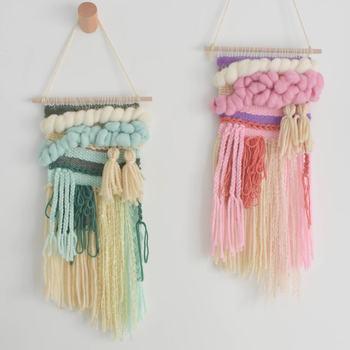 Crochet Handmade Wall Hanging Decorative Macrame Wall Hanging - Buy ...