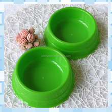 2016 Hot dog pet products PP feeder wholesale dog pet bowl