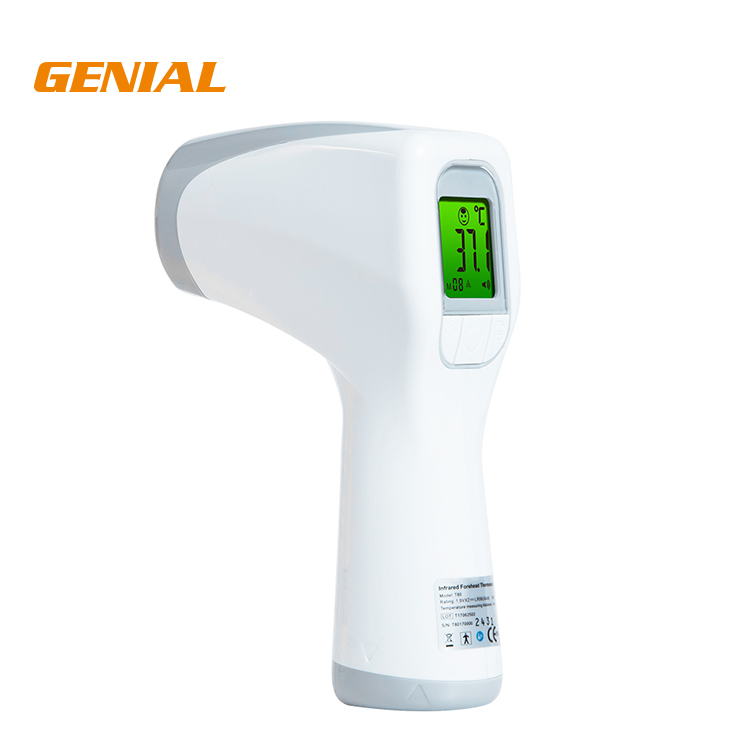 T80 non contact digital infrared forehead thermometer for human body and object - KingCare | KingCare.net