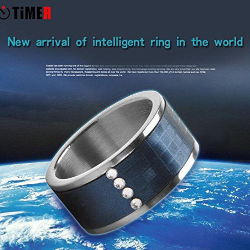 Android Smart Phone NFC Smart Ring Lord of the Rings Ring Wearing Extremely Intelligent Control Timer