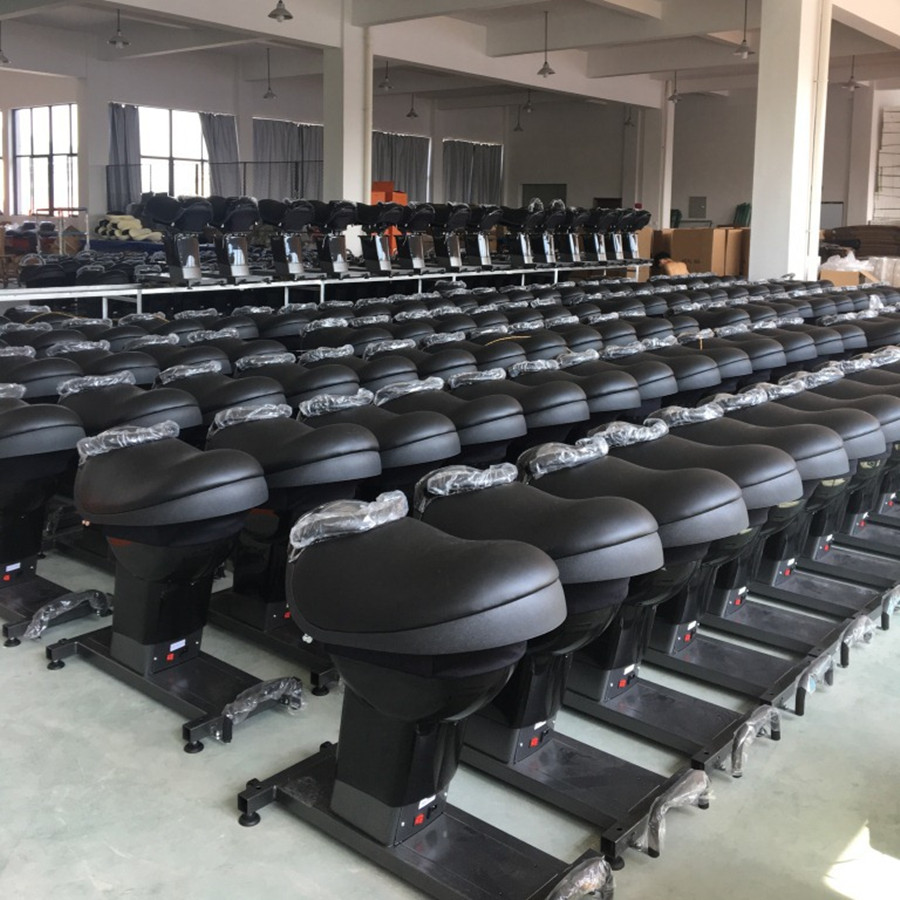 2019 hot sales health fitness equipment electric horse riding exercise machine