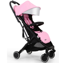 Fashion Alloy Luxury 2 in 1 Baby Stroller Compact