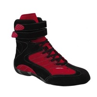 Go Kart Race Shoes/flame /Sued Leather/Go Kart Draving shoes