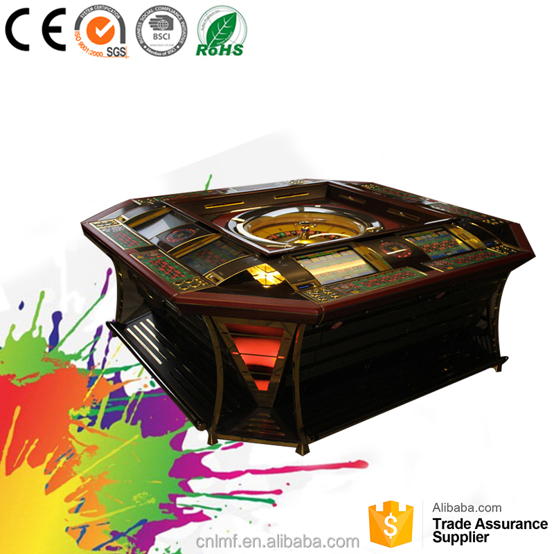 Trinidad best roulette game machine in casino club