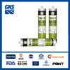 Paintable construction acrylic mastic sealant