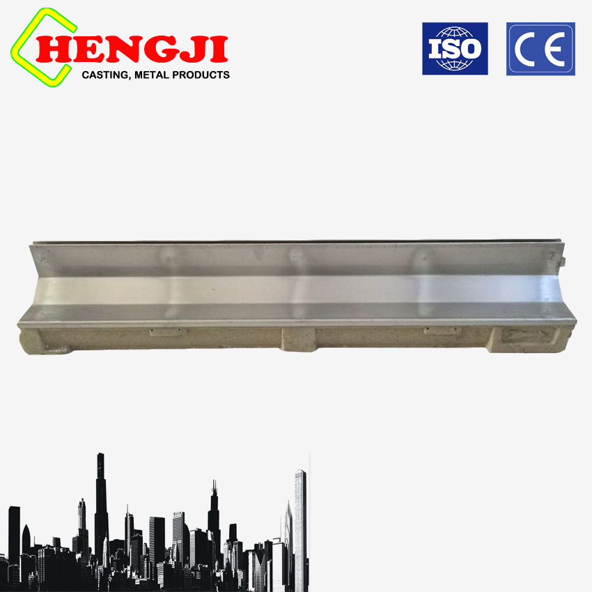 High quality long duration time decorative gutter TRENCH ballast manufactured in China