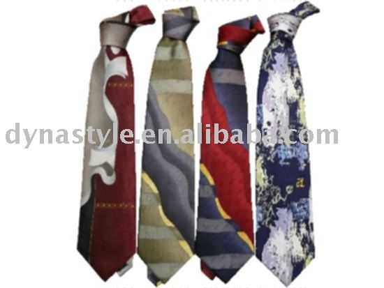 100% Silk Fabric For Printed Necktie