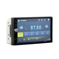 Car Stereo car radio tuner Bluetooth 2 Din 7 inch Touch Screen Autoradio Support FM/MP5/USB/AUX Rear View Camera