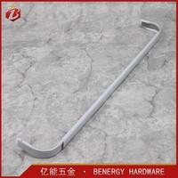 Professional Hardware Supplier American Curtain Rail Double Curtain Rod Folding Curtain Rod