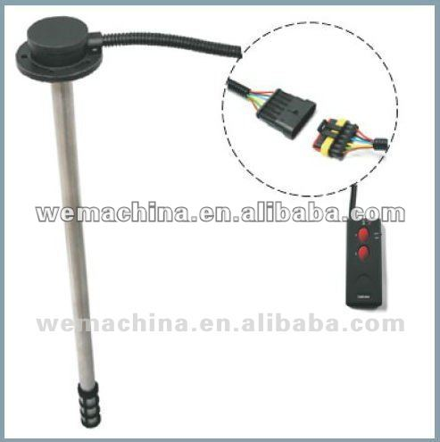 Gps Capacitive Fuel Level Tracking Sensor