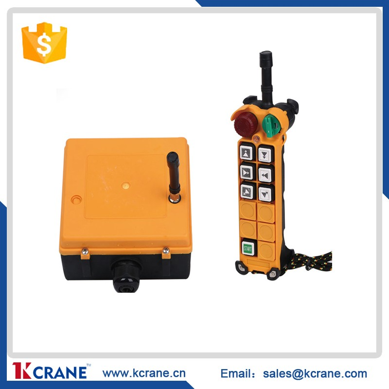 VHF Radio Explosion Proof Wireless Remote Control System EF24-6d