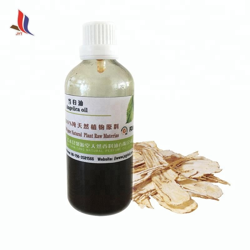 Chinese traditional herbel pure natural angelica essential oil good price