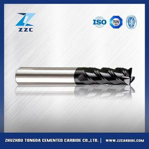 Good wear-resistance carbide spline milling cutter with high quality