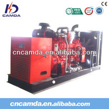 China made high efficiency 20KW to 500KW natural gas generator / CHP Gas Generator / Gas cogeneration set with CE Certificate