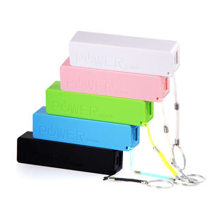 Rechargeable 18650 Lithium Battery promotion power bank of best price
