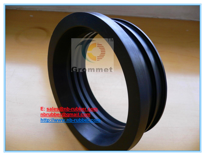 Astm C564 Seals Neoprene Gasket Floor Drain Rubber Washer