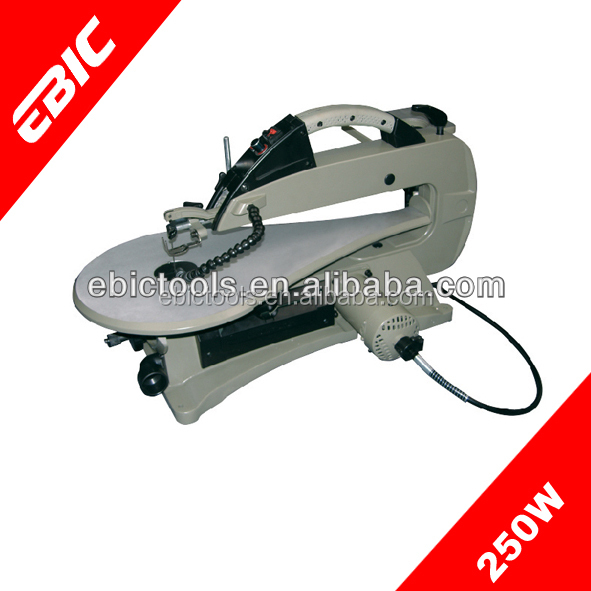 EBIC scroll Saw Machine 250W scroll sawing machine