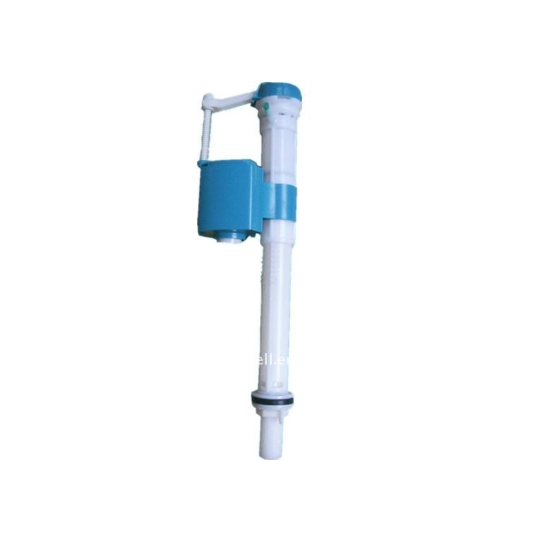 Bathroom toilet concealed cistern fill/inlet valve