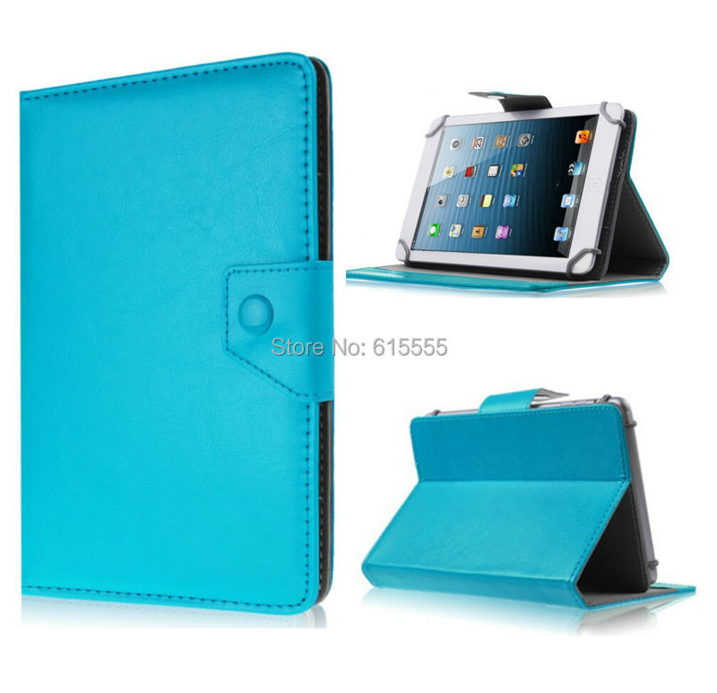 Stand leather case cover for 8 inch  tablet 8 inch tablet leather case cover 300pcs/lot free shipping