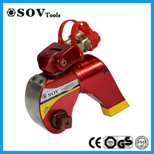 SOV Al-Ti alloy Square Drive Hydraulic Torque Wrench Multiplier Promotional High Quality spanner