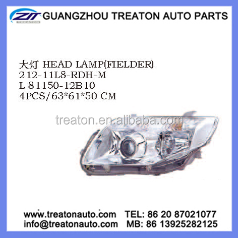 HEAD LAMP 212-1118-RDH-M L81150-12B10 FOR TOYOTA AXIO FIELDER 06