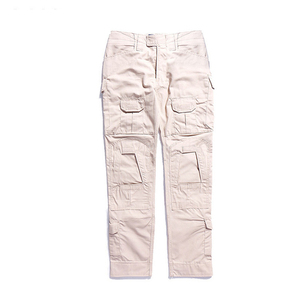 Wholesale high khaki quality tactical pants multi pocket mens army cargo pants