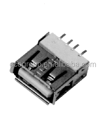 USB 2.0 AM SMD connector