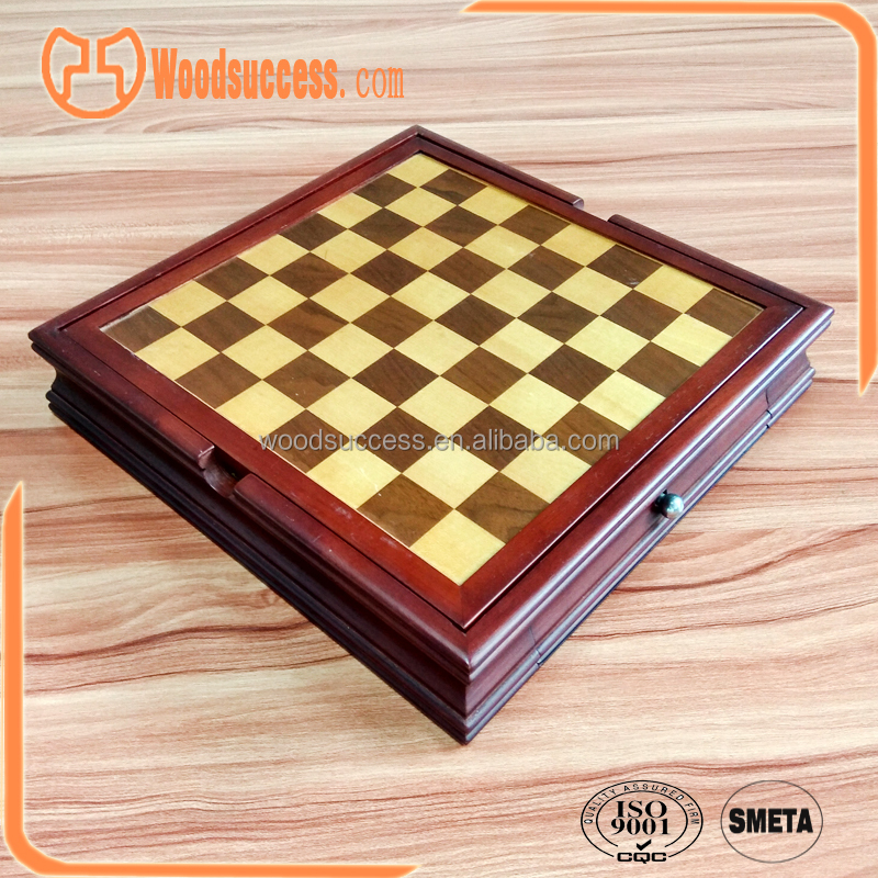 Modern Chess Table wooden outdoor chess table, wooden outdoor chess table suppliers